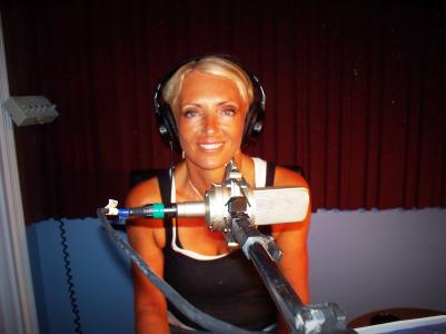 Patty Flagstaff at Eclipse Recording Company