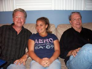 David, Lexi, Francis