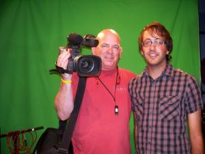 Dan Bagan and Ray Eme