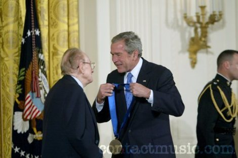 Les Paul and Bush