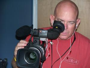 Video Shoot with Dan Bagan