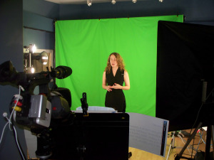 Video Shoot with Krysta at Eclipse Recording