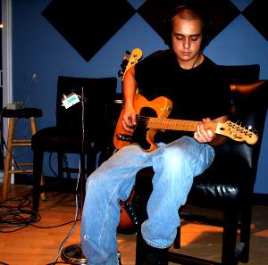 Bobby Turner Jr. on Guitar at Eclipse