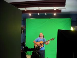 Millard Cooley Video Shoot