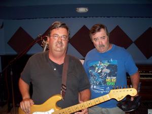 Steve Bennett and John McGee