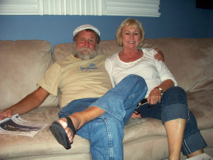 Ron Dore and Barbera Jones
