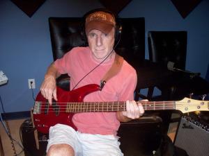Collin of the Joe Santana Band!