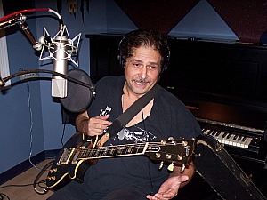 Joe Santana at Eclipse Recording Company