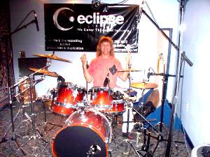 Alex the drummer