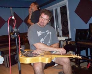 Dave Besley and Kurt Johnston