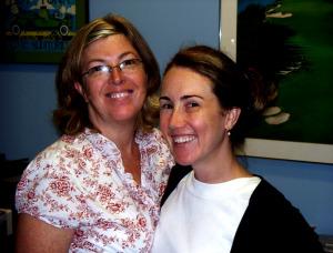 Krysta Brown and Janis Brown