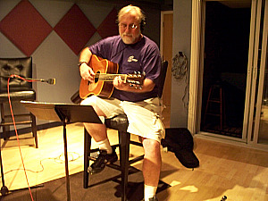 Jim Miner and Dave Besley at Eclipse Recording Company