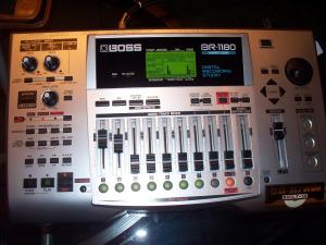 Boss Home Recording Unit