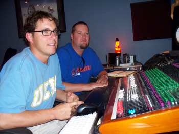 StoneClear in the Studio