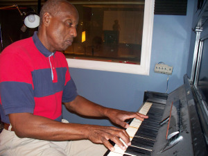William Powell on Piano at Eclipse Recording Company