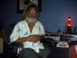 Rege Lark at Eclipse Recording Company