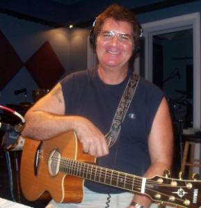Kurt Johnston at Eclipse Recording Company