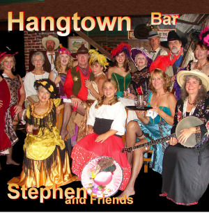 Hangtown Bar, Stephen Lynch and Friends