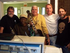 Willie Green on Airborne with Matt Jeffs live show