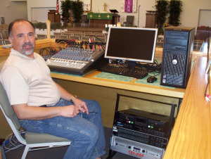 Vince Fattizzi at Village Church
