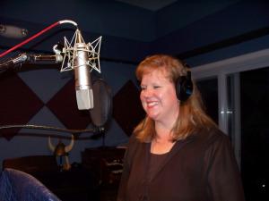 Patti Schiavo at Eclipse Recording Company!
