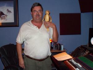 Steve Bennett at Eclipse Recording Company!