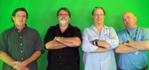 The whole gang for the Video Shoot at Eclipse Recording Company!