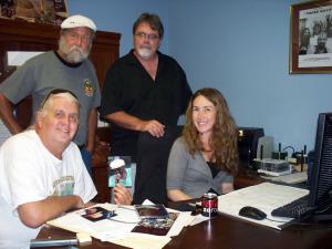 Ron Dore, Rick Ambrose, Jim Stafford and Krysta Brown