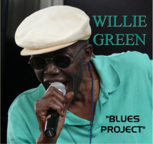 "Wille Green ""Blues Project"" recorded at Eclipse Recording Company"