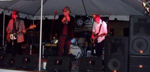 Falling Bones at Lincolnville Festival 2009