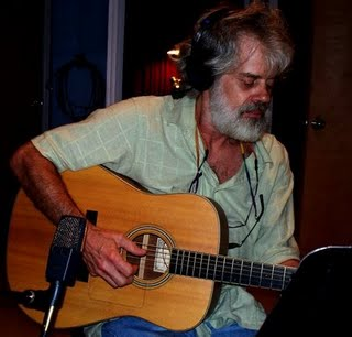 Gove Scrivenor at Eclipse Recording Company