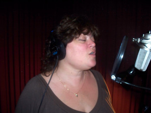 Debbie Johnston at Eclipse Recording Company