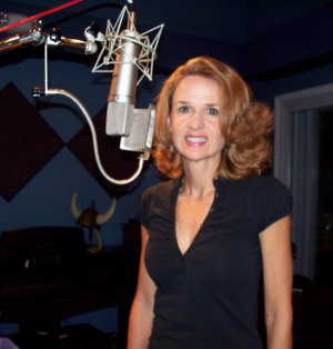 Karen Berkley at Eclipse Recording Company