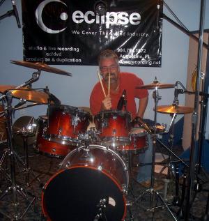 Chris Spindler, drums
