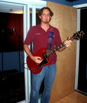 Matt Van Rysdam - lead guitar