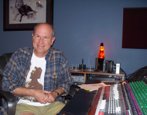 "Bernie ""Son"" Powers at Eclipse Recording Company"