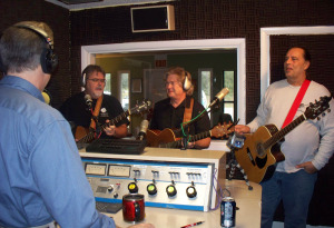 Spanky and our Gang on Matt Jeffs Live with Jim Stafford