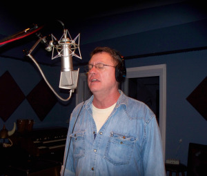 Stephen Lynch at Eclipse Recording Company