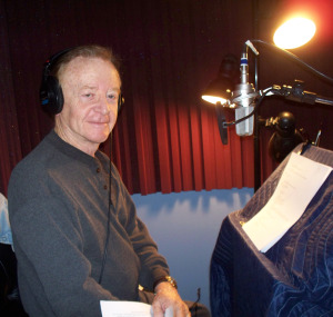 John Byner at Eclipse Recording Company with Jim Stafford