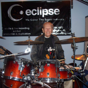 Pops at Eclipse Recording Company
