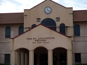 the St. Augustine Record