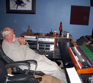 Jack Pierson at Eclipse Recording Company