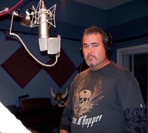 Rob Bulmer at Eclipse Recording Company