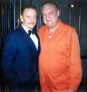 John Byner and Rodney Dangerfield