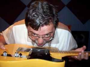 Steve Bennett at Eclipse Recording Company