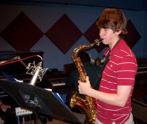 Garrison Highsmith at Eclipse Recording Company