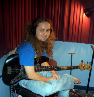 Robert Woolbright at Eclipse Recording Company