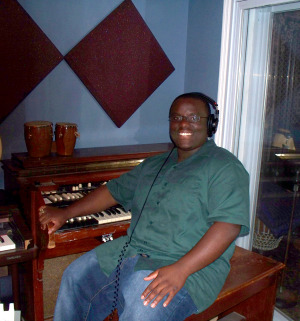 Jarvis James at Eclipse Recording Company