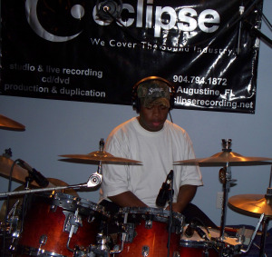 Virgil Kelly at Eclipse Recording Company