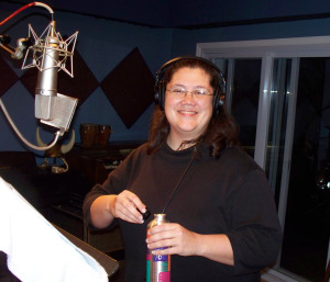 Joanne Summers at Eclipse Recording Company